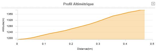 Remplacement du télésiège Masseboeuf Travaux Le Lioran 2015 Profil11