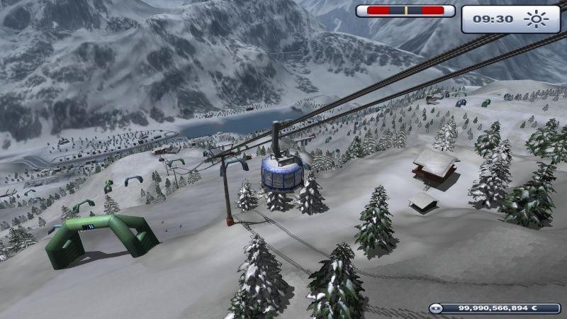 Jeux de gestion station de ski Srsscr15
