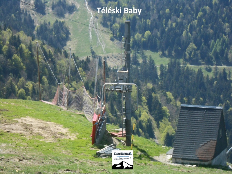 Téléski fixe Baby Tk-bab10