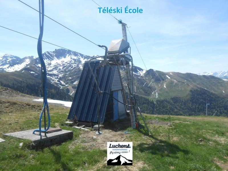 Téléski fixe école Tk-eco10