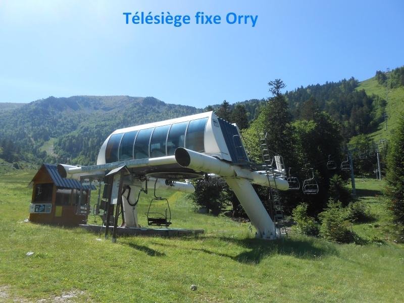 Télésiège fixe 3 places (TSF3) Orry Tsf-or10