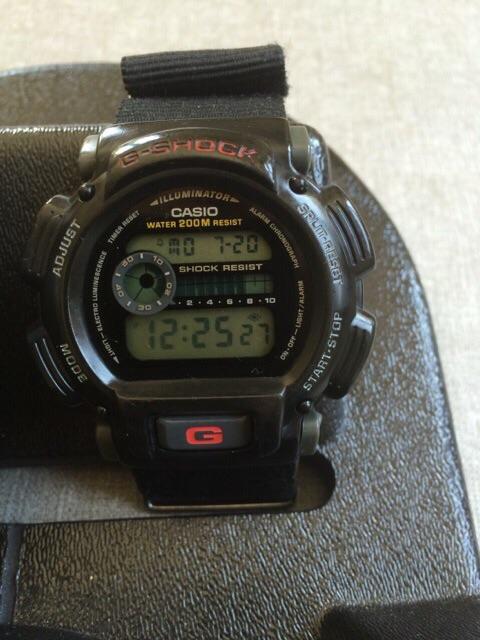 Projet du moment: G-Shock DW 9000 en équipression Image33