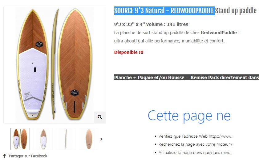 Redwoodpaddle source 9'3 Redwoo10