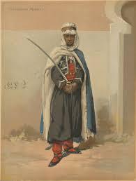 Gendarme Maure 1870 Par BONO Images10