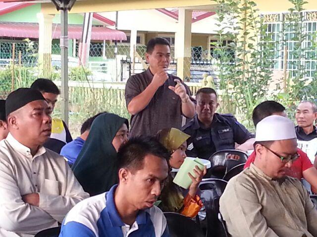 Taklimat Keselamatan SRS & Majlis Berbuka Puasa Bersama Penduduk KRT Tmn Tropicana (20jun2015) Photo_44