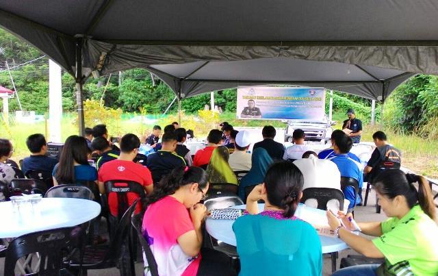 Taklimat Keselamatan SRS & Majlis Berbuka Puasa Bersama Penduduk KRT Tmn Tropicana (20jun2015) Photo_47