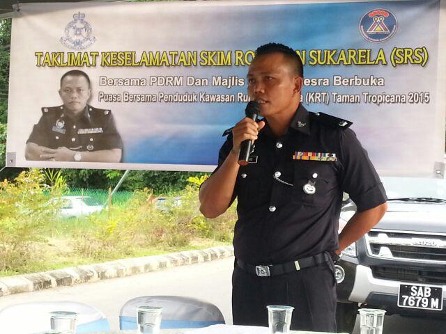 Taklimat Keselamatan SRS & Majlis Berbuka Puasa Bersama Penduduk KRT Tmn Tropicana (20jun2015) Photo_49