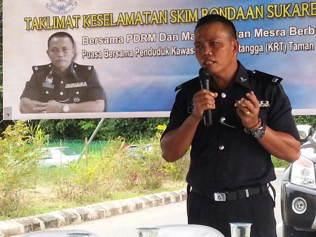 Taklimat Keselamatan SRS & Majlis Berbuka Puasa Bersama Penduduk KRT Tmn Tropicana (20jun2015) Photo_50