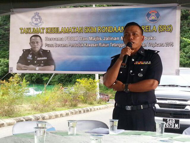 Taklimat Keselamatan SRS & Majlis Berbuka Puasa Bersama Penduduk KRT Tmn Tropicana (20jun2015) Photo_51