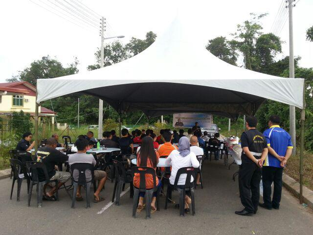 Taklimat Keselamatan SRS & Majlis Berbuka Puasa Bersama Penduduk KRT Tmn Tropicana (20jun2015) Photo_53