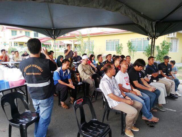 Taklimat Keselamatan SRS & Majlis Berbuka Puasa Bersama Penduduk KRT Tmn Tropicana (20jun2015) Photo_54