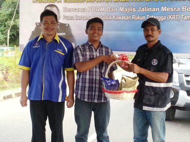 Taklimat Keselamatan SRS & Majlis Berbuka Puasa Bersama Penduduk KRT Tmn Tropicana (20jun2015) Photo_59