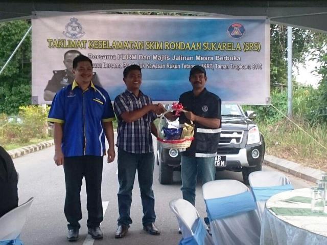 Taklimat Keselamatan SRS & Majlis Berbuka Puasa Bersama Penduduk KRT Tmn Tropicana (20jun2015) Photo_60