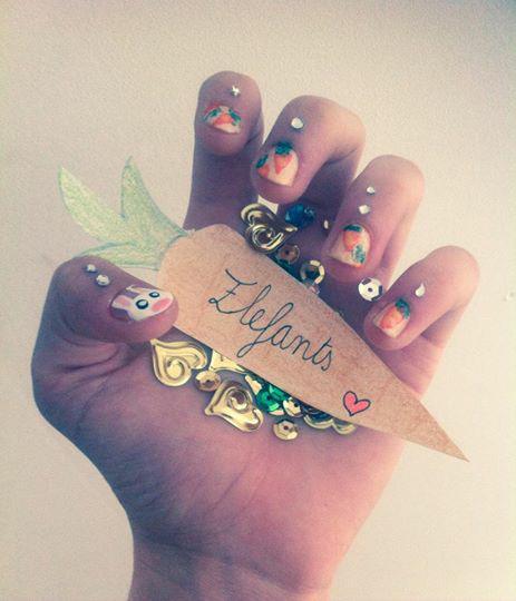 [Résultats concours 10 ans] Les gagnants nail-art Elefan10