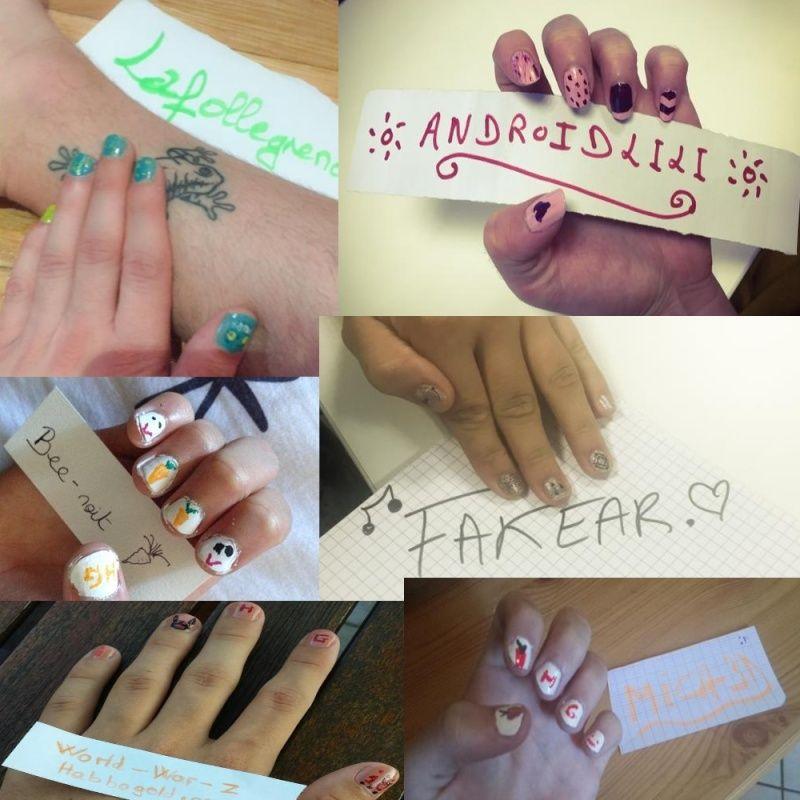 [Résultats concours 10 ans] Les gagnants nail-art Partic12