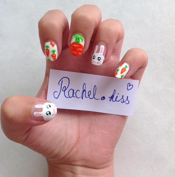 [Résultats concours 10 ans] Les gagnants nail-art Rachel10