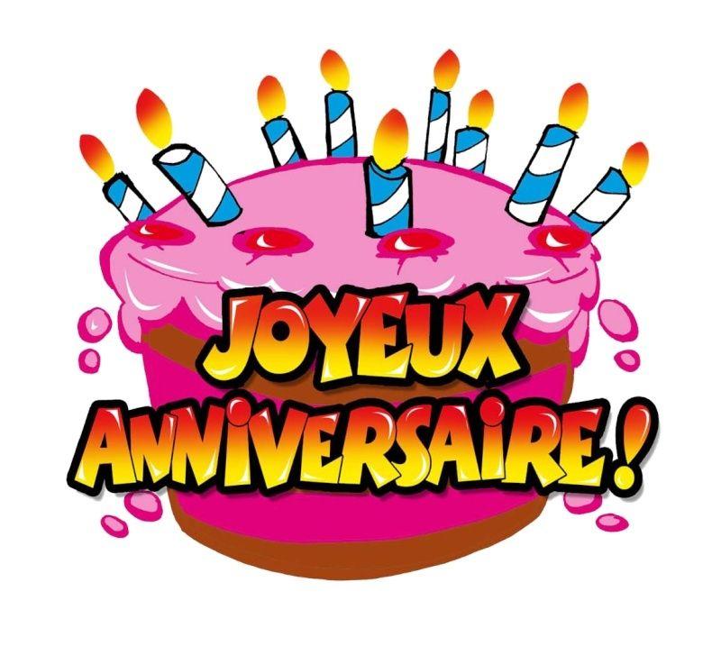 Joyeux anniversaire aux 2 pattes - Août 2015 Joyeux12