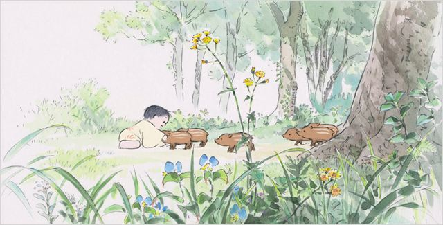 Kaguya-hime no Monogatari (Le conte de la princesse Kaguya) 30938511