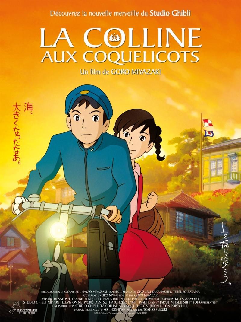 Kokuriko zaka kara (La colline au coquelicots) Collin10