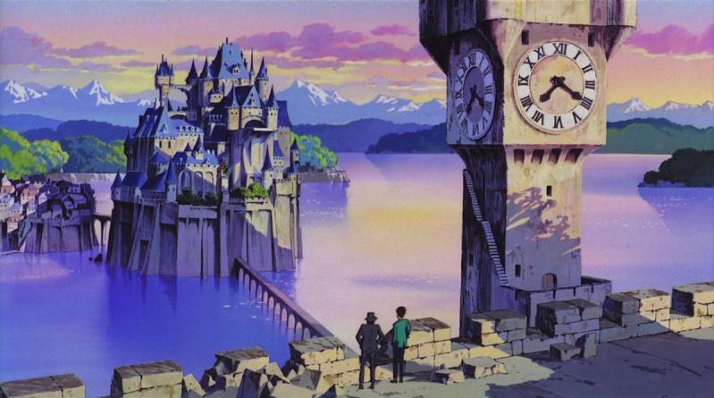 Lupin III: Cagliostro no Shiro (Le château de Cagliostro) Le-cha10