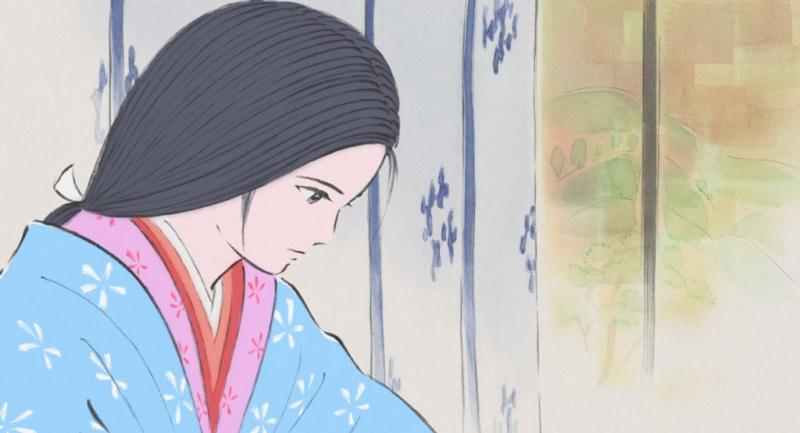 Kaguya-hime no Monogatari (Le conte de la princesse Kaguya) Le-con10