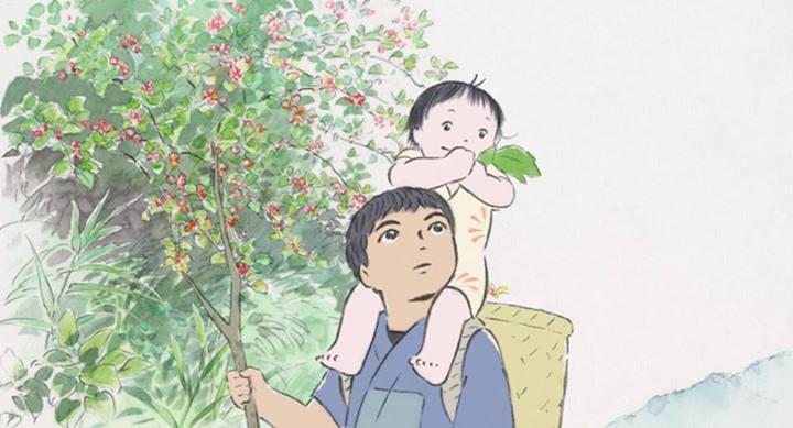 Kaguya-hime no Monogatari (Le conte de la princesse Kaguya) Le-con12
