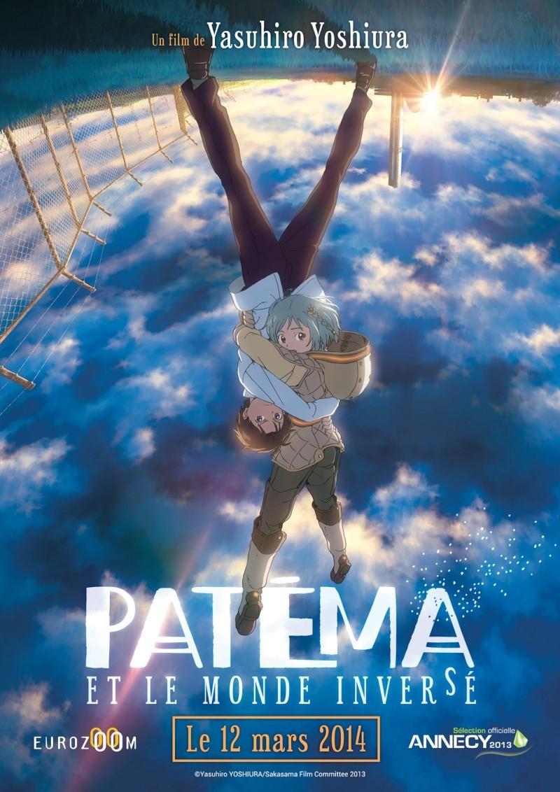 Sakasama no Patema (Patéma et le monde inversé) Patema10