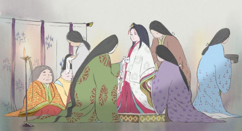 Kaguya-hime no Monogatari (Le conte de la princesse Kaguya) Prince10