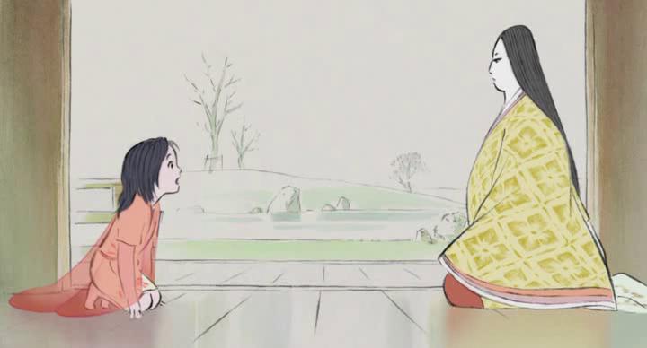 Kaguya-hime no Monogatari (Le conte de la princesse Kaguya) Vlcsna15