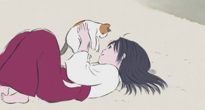 Kaguya-hime no Monogatari (Le conte de la princesse Kaguya) Vlcsna16