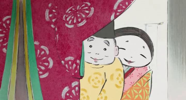 Kaguya-hime no Monogatari (Le conte de la princesse Kaguya) Vlcsna44