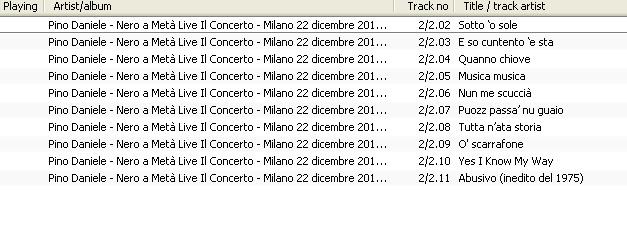 Pino Daniele Nero a Metà Live Nuova_10