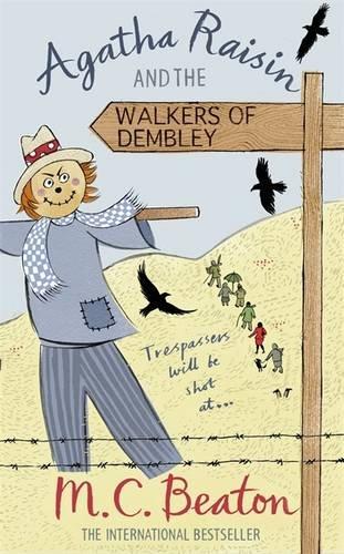 Agatha Raisin and the Walkers of Dembley #4 51kdgj11