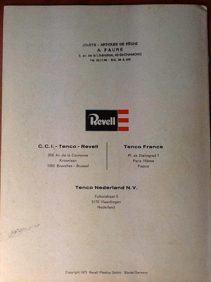 les achats de Jacques - Page 2 Revell34