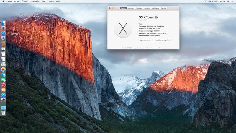 OS X El Capitan Capita10