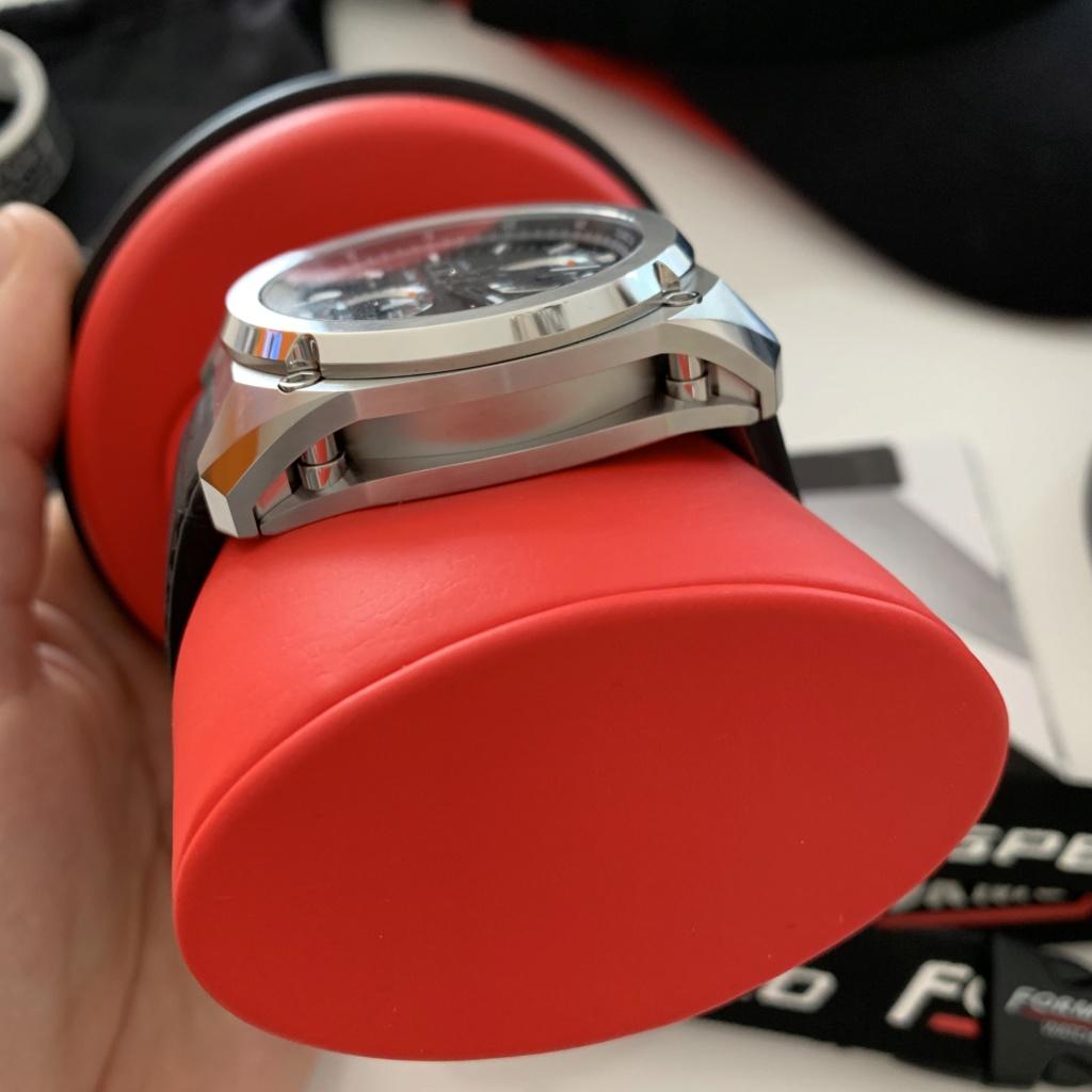Vends - [Baise de prix][Vends] Chronographe Formex Element quasi neuve - 790€ Img_0510