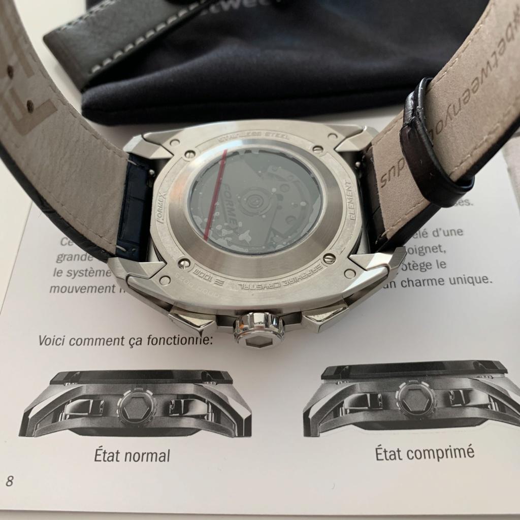 Vends - [Baise de prix][Vends] Chronographe Formex Element quasi neuve - 1100€ Img_0513