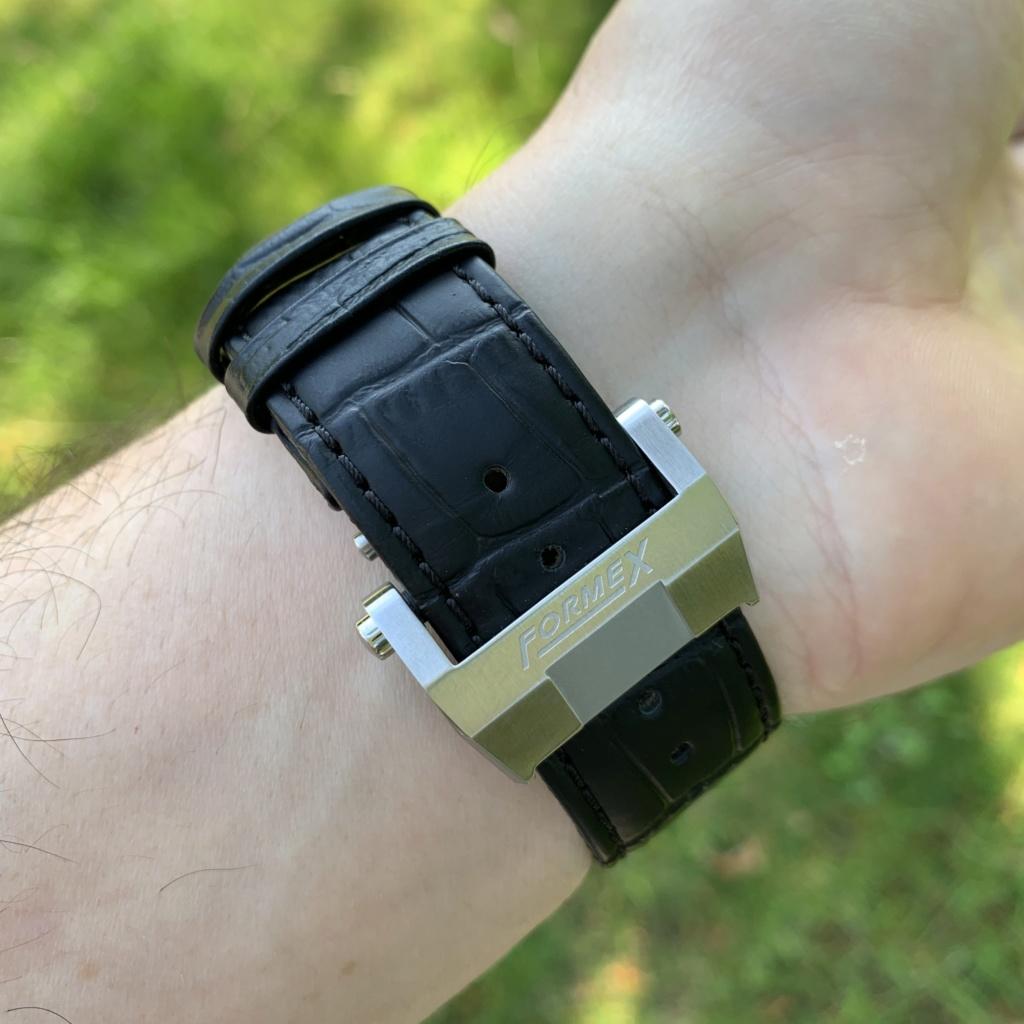 Vends - [Baise de prix][Vends] Chronographe Formex Element quasi neuve - 1100€ Img_0514