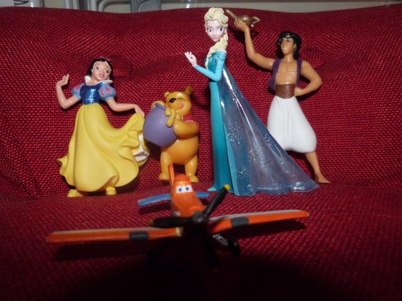 Cousinade sur le thème Disney P1100722