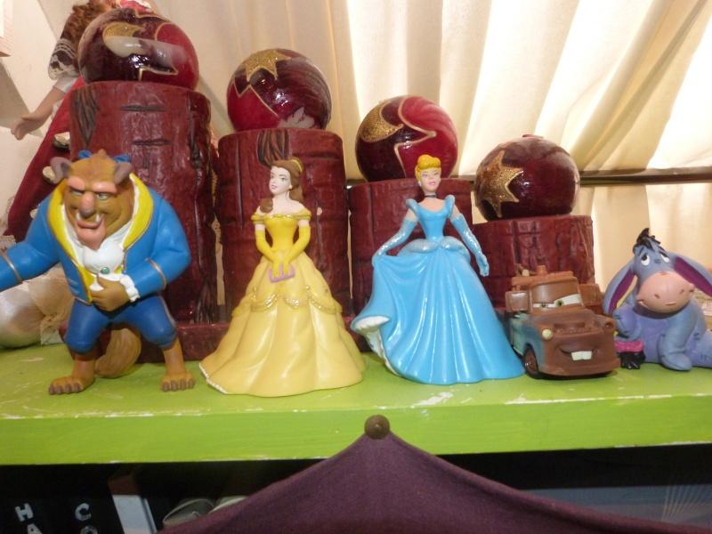 Cousinade sur le thème Disney P1100724