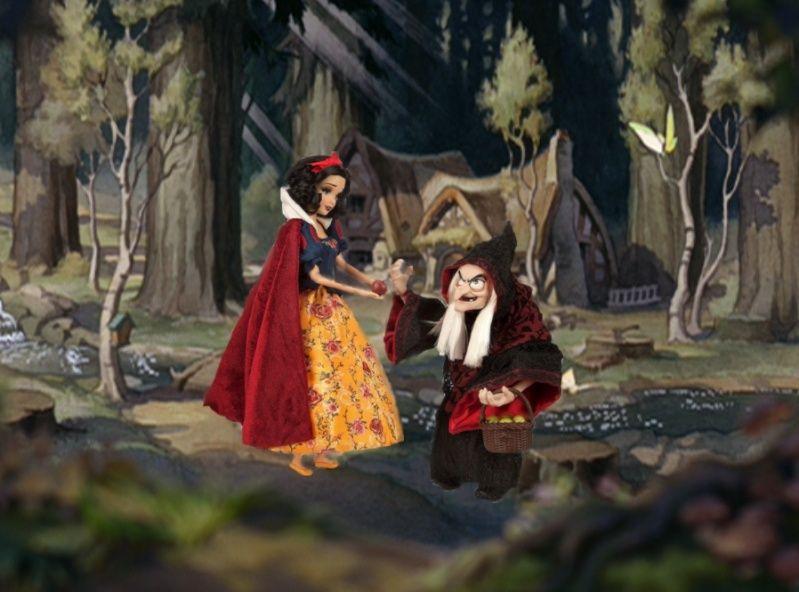 Disney Fairytale Designer Collection (depuis 2013) - Page 37 Snow_w10
