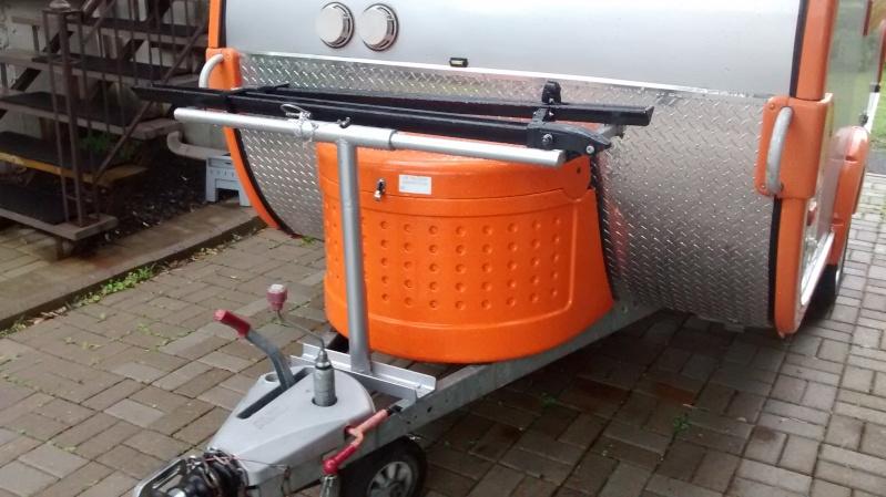 pneu de secours et support à vélo Suppor10