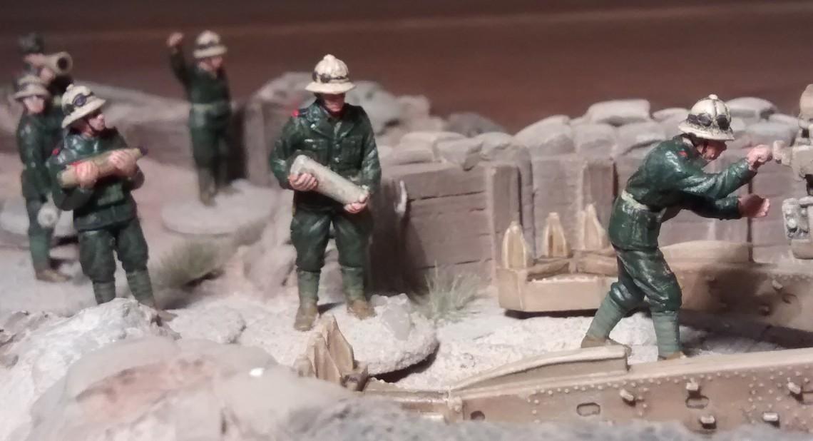 Armata Corazzata Italo-Tedesca di Sturmtiger Italie17
