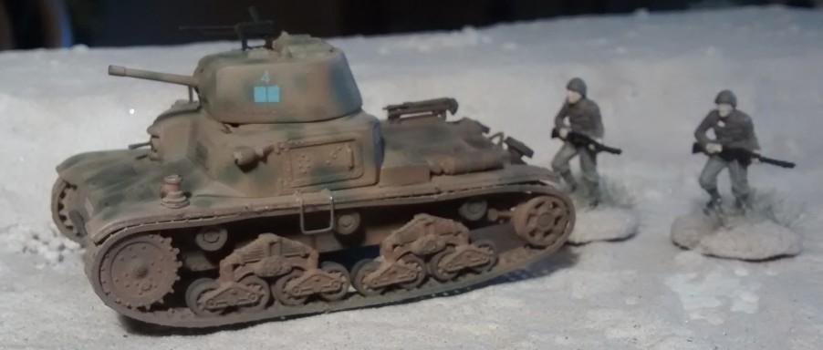 Armata Corazzata Italo-Tedesca di Sturmtiger Italo-12