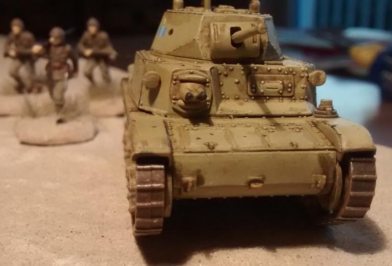 Armata Corazzata Italo-Tedesca di Sturmtiger Italo-13