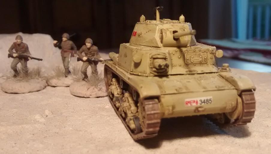 Armata Corazzata Italo-Tedesca di Sturmtiger Italo-14