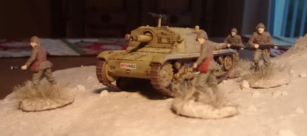 Armata Corazzata Italo-Tedesca di Sturmtiger Italo-15