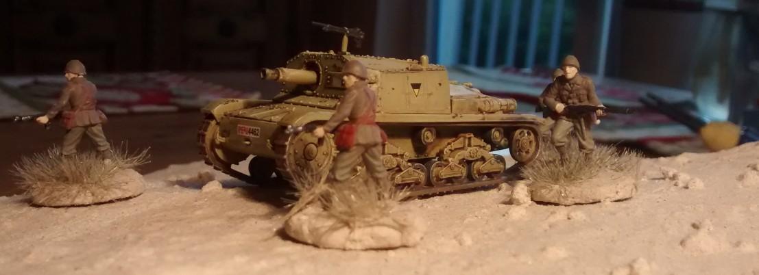 Armata Corazzata Italo-Tedesca di Sturmtiger Italo-16