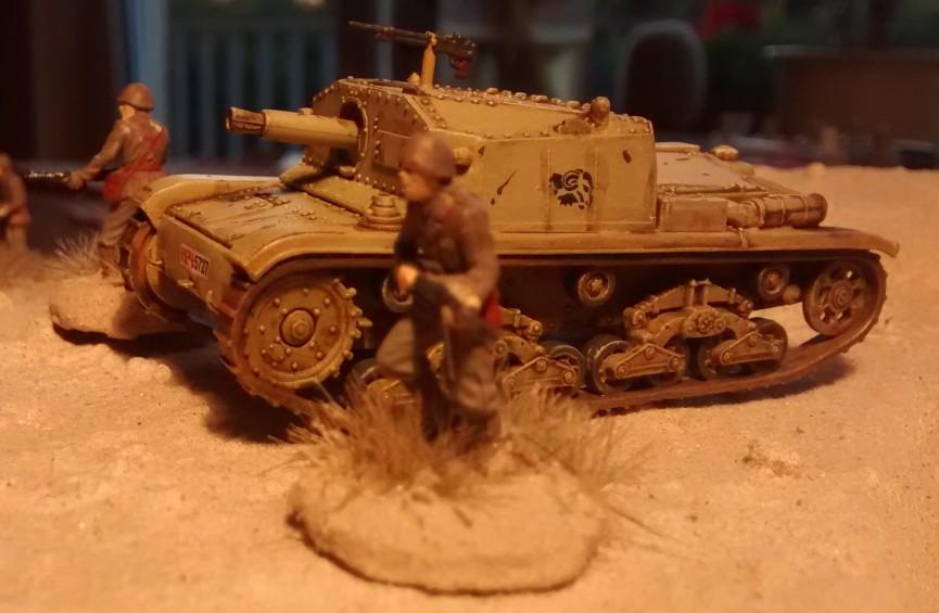 Armata Corazzata Italo-Tedesca di Sturmtiger Italo-17