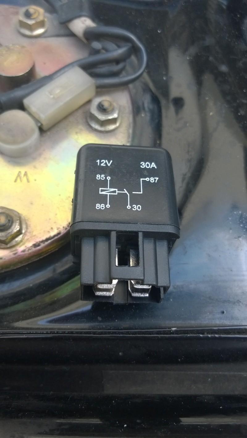 Remise à niveau du circuit électrique - RESOLU Wp_20112